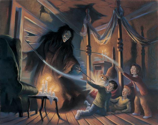 """O encontro com Sirius em """"O Prisioneiro de Azkaban"""""""